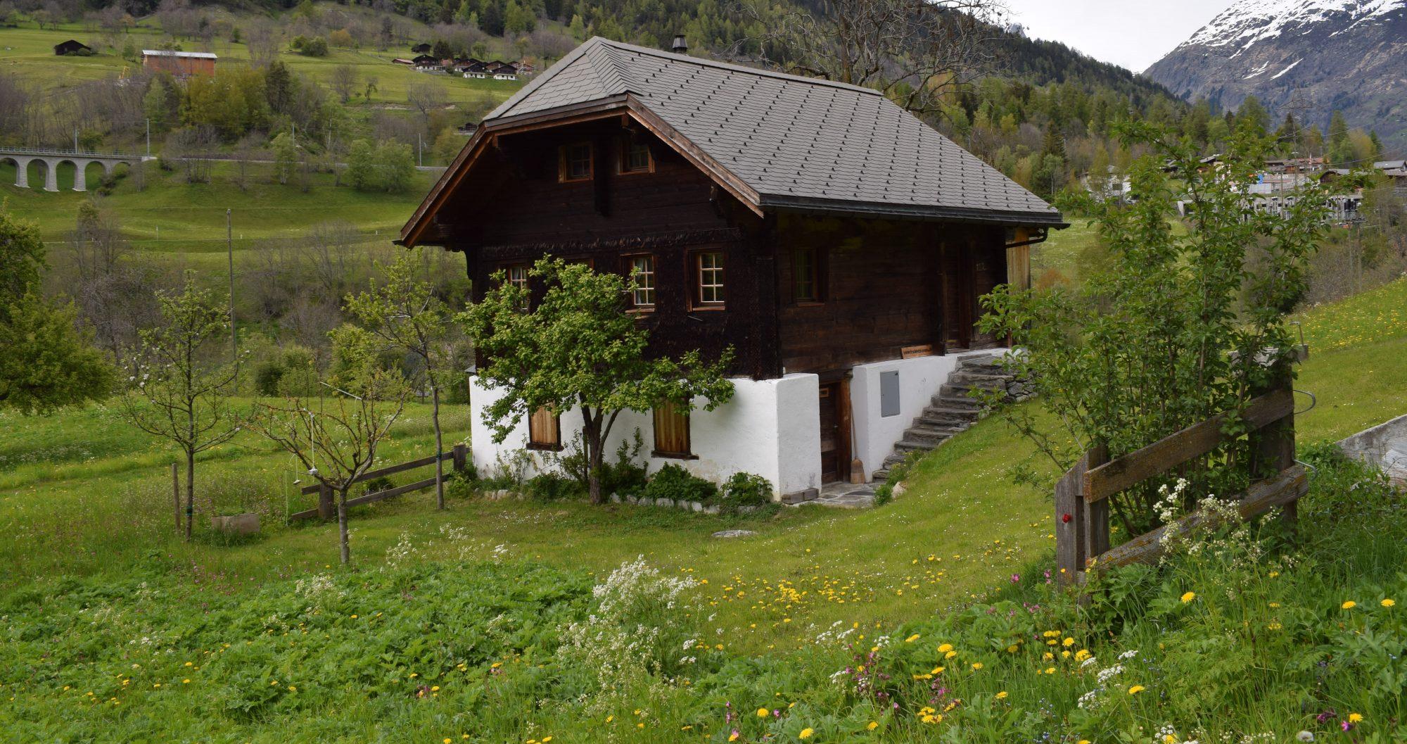 Bodehüsi, Ferien in Ernen